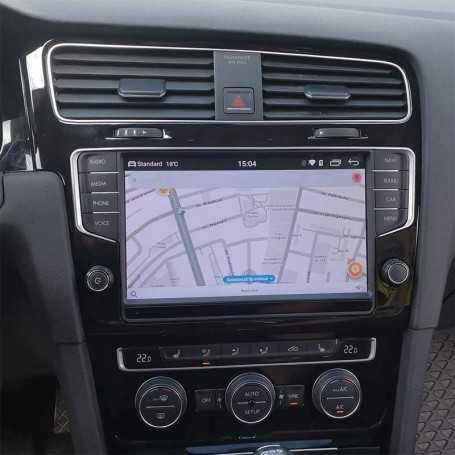AS MiB8912e compatibilă VW Golf7 Ecran HD1024x600 2GB RAM 32GB SSD