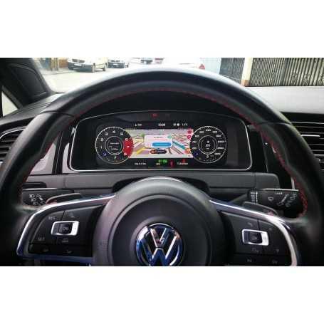 Ceasuri digitale AID virtual cockpit compatibile VW Golf 7 2013-2018 model AS-791D
