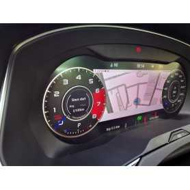 virtual cockpit passat b8