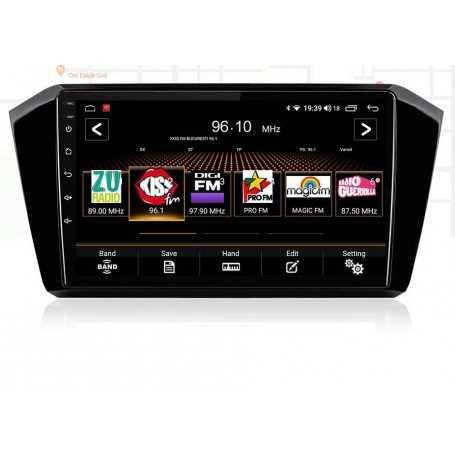 """*Nou* Carpad compatibil VW PASSAT B8 10,1"""" CMP8918u8 Octacore SC7862 4GB+64 Slot SIM 4G model True DSP"""