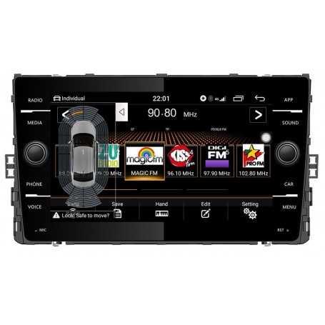 Navigatie Android Compatibilă VW Passat B8 MiB8926 2GB RAM