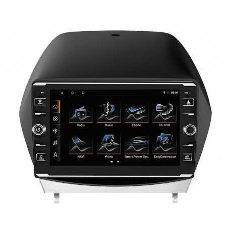 """Navigatie Hyundai IX35 ecran 9"""" Android, GT900IX35"""
