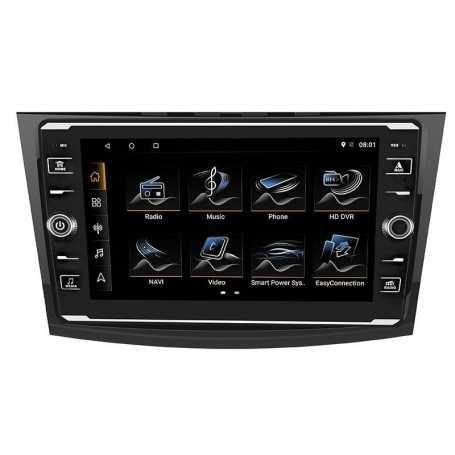 """Navigatie Mazda 3 2010-2013 ecran 9"""" Android, GT900M3"""