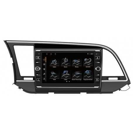 "Navigatie compatibilă Hyundai Elantra ecran 9"" Android, GT900HE"