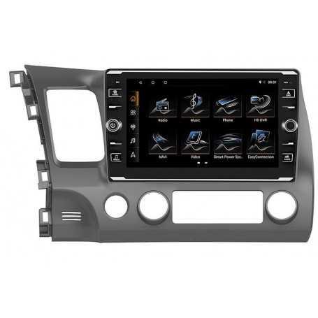 "Navigatie Compatibilă Honda Civic 2005-2011 ecran 9"" Android, GT900HC"