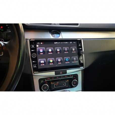"""Navigatie compatibilă VW Passat B6 B7 CC ecran 9"""" GT900VWP, slot SIM 4G"""