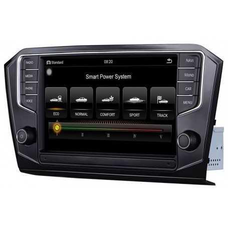 [Resigilat] MiB8918i compatibilă VW Passat B8 Octacore 4GB Ram Slot SIM 4G